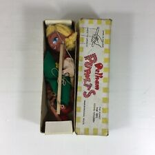 Vintage Boxed Pelham Puppet Jumpettes Girl Unknown 23cm In Height