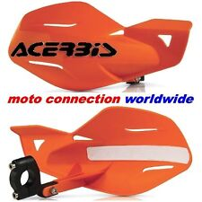 2018 KTM SX125 SX150 SX250 SXF250 SXF350 SXF450 ACERBIS UNIKO HAND GUARDS ORANGE