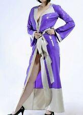Latex Hoody Dress Gummi Nun Kleid Taillenbund Cosplay Kostümrock Customize 0.4mm