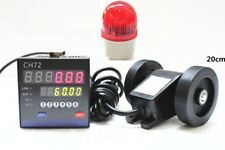 electronic meter counter wheel length measuring instrument accuracy with alarm