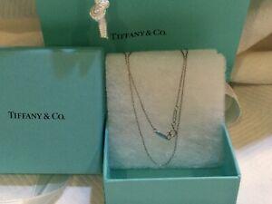 Tiffany & co. Platinum 950 chain