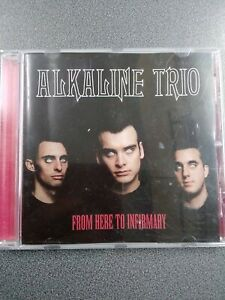 Alkaline Trio - From Here to Infirmary (2001)