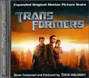 SC - TRANSFORMERS (Motion Picture Score) / Steve Jablonsky