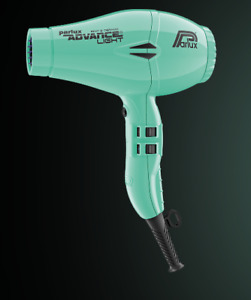 Parlux Advance® Light Ionic and Ceramic Hair Dryer Teal Blue Green