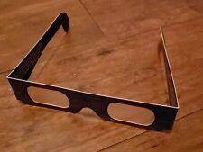 Chromadepth Paper 3D Glasses