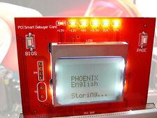 Testeur Interne carte mère Pro avec écran LCD  - Interface type PCI