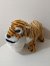 "Panda's Ana SK Japan Shakurel Planet Tiger Big Chin Plush 16"" NWT Round 1"