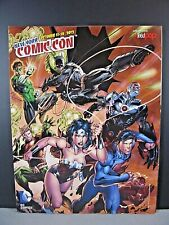 New York Comic Con 2012 - Official Program - NYCC - Jim Lee