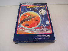 Astromash Matel (Intellivision, 1981) ONE CARD