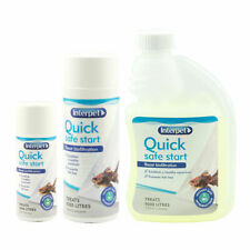 Interpet Quick Safe Start Aquarium Fish Tank Beneficial Filter Bacteria 50-250ml