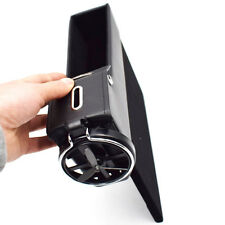 Leather Seat Storage Box Catcher Gap Filler Coin Collector Cup Holder Exquisite