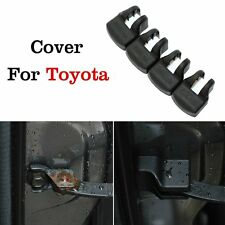 4 Pcs  Car Door Check Arm Protective Cover Case Pad Guard Protector For Toyota