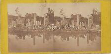 Pozzuoli Pozzuoli Italy Italy Photo Stereo Vintage Albumin 1860