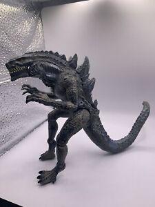 "1998 Toho Trendmasters Godzilla 6"" Action Figure Posable Limbs, Tail & Bite"