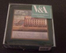 V & A Victoria & Albert Museum di LUSSO FELTRO SOSTENUTO Sottobicchieri