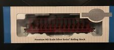 Bachmann Ho 19347 Jackson Sharp Open-side Excursion Car With Seats Painted