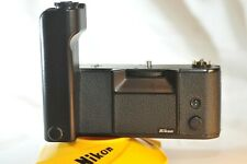 Nikon MD-4 MD 4 Motor Drive MS-3 TESTED working for F3 HP T P