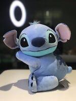 Brand New Stitch Laying Down Sitting Up Movable Legs Plush Japan Premium Disney
