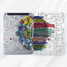 Abstract Brain Anatomy Science Case For iPad Pro 9.7 10.5 11 12.9 Air Mini 2 3 5