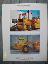 RARE CDC Greenline for International Harvester 412 1251 Campbell Cab corp Flyer