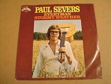 45T SINGLE / PAUL SEVERS - EVERYMAN