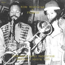 RICO RODRIGUEZ & FRIENDS-UNRELEASED EARLY RECORDINGS: SHUFFLE &...-JAPAN CD E78