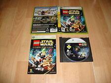 LEGO STARS WARS THE COMPLETE SAGA PARA LA XBOX360 EN BUEN ESTADO USADO COMPLETO