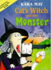 Cat's Witch and the Monster (Red Fox read alone books) By Kara May