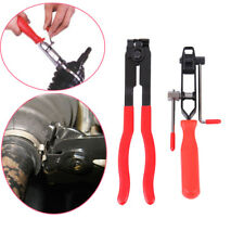 2Pcs Heavy Duty CV Joint Boot Clamp Plier Clamp Tool Hose Clamp Pliers Ear Type