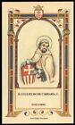 santino-holy card B.GUGLIELMO DE CARRARIA mercedario