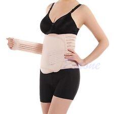 Au Abdominal binder Postpartum Tummy Slimming corset stature recovery Belt NEW