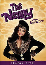 The Nanny: Season 5, New DVDs