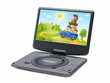 Voyager VYCDVD7-BLK 7 inch Swivel Screen Portable DVD Player (Multi Region)