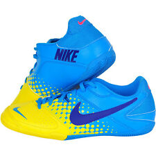 NEW Nike Nike5 Elastico Soccer Cleat Fives 415131 447 Blue/Yellow Men's Size 12