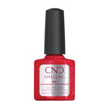 CND Shellac Gel Nail Polish, Ruby Ritz - 7.3ml