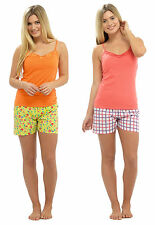 Cotton Cami, Strappy Full Length Women's Lingerie & Nightwear
