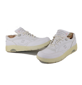 Vintage 90s New Balance 811 Leather Sneakers Shoes Mens 7.5 Womens 9 2A USA Made