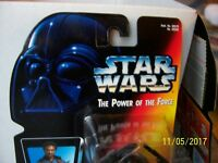 1995 Kenner Tonka Star Wars Power Of The Force Lando Calrissian NEW In Pkg Rifle