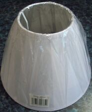 """9"""" 23cm Coolie Lamp Shade Ceiling Lamp Light Shade - White"""