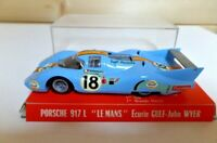 Super Champion Porsche 917 L Ecurie GULF Le Mans John Wyer 1/43 scale Boxed