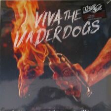 Parkway Drive - Viva The Underdogs 2 LP NEW Ltd. Sunburst Orange Vinyl