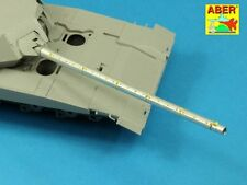 125mm 2A82 BARREL & 12,7mm KORD MG BARRELS to T-14 ARMATA MBT#35L187  1/35 ABER