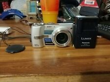 Panasonic LUMIX DMC-TZ1 5.0 MP Digital Camera 10x Optical Zoom excellent