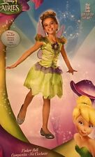 Disney Fairies Tinker Bell Costume XS(3T-4T)