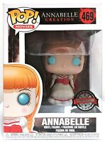 Funko Pop Annabelle # 469 Annabelle Creation Special Edition New Vinyl Figure