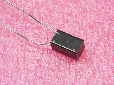 Lot de 10 - condo condensateur radial tantale MTN3R 50v 1µF 1uF 1MF 5% Tekelec