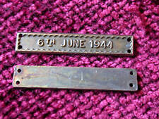 WW2 D-Day 6th June 1944 bar