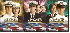 JAG (Judge Advocate General) DVD Lot Complete Seasons Two-Four Navy Drama