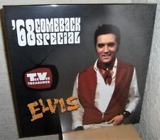 "ELVIS PRESLEY 5 CD BOX SET ""'68 COMEBACK SPECIAL"" 2017 TEEVEE TREASURES OUTTAKES"