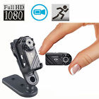HD 1080P Spy Mini Camera IR Night Vision Hidden Video Motion Detection Cam DVR